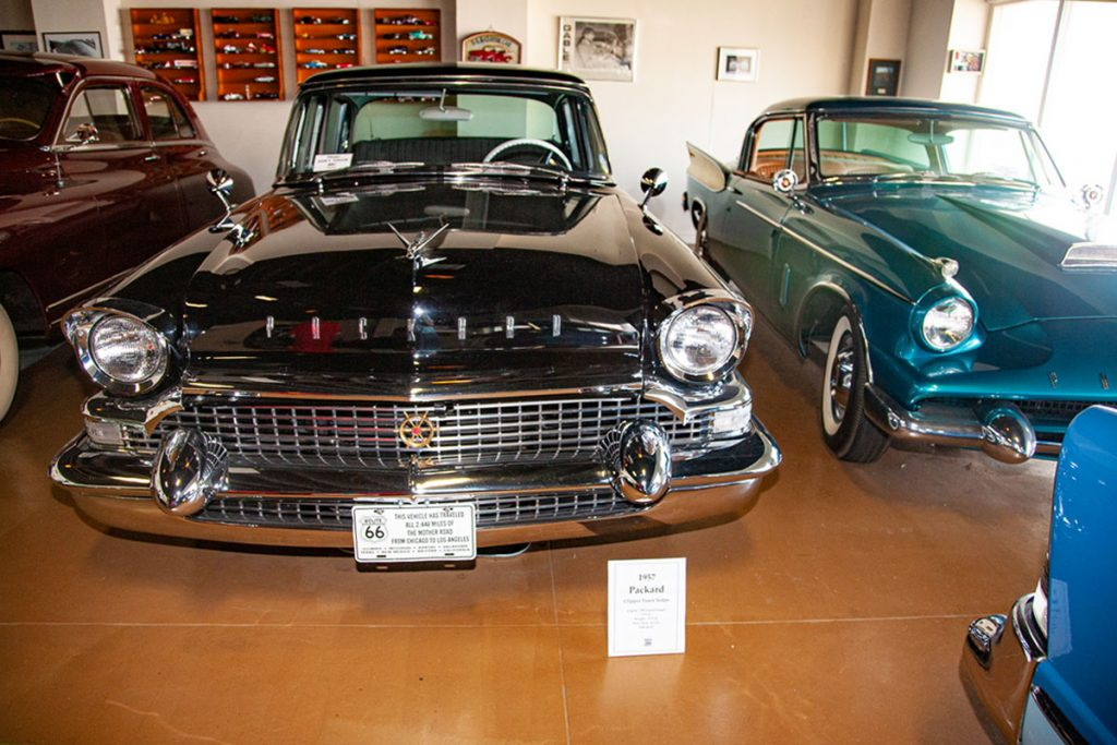 Image from Packard Museum